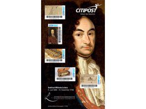 """Schmuckbogen """"G.W. Leibniz"""""""