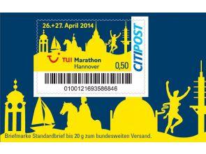 """Sondermarkenbogen """"TUI Marathon"""""""