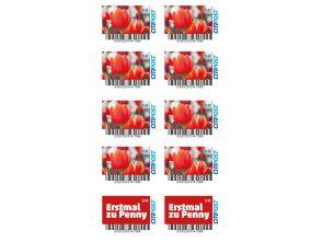 "Markenheft Postkarte Penny ""Tulpe"""