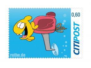 Markenheft Standardbrief Barry & Sting - ruthe.de