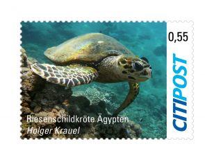"Markenheft Standardbrief ""Urlaubsbriefmarke"""