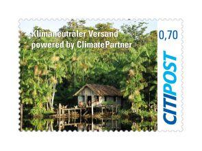 "Markenheft Standardbrief ""Klimaneutraler Versand 2019"" 0,70 €"