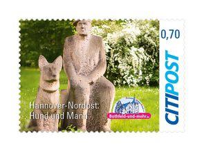"Markenheft Standardbrief ""Hannover-Nordost 2018"" 0,70 €"