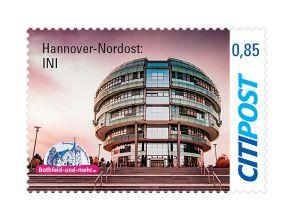 "Markenheft Kompaktbrief ""Hannover-Nordost 2018"" 0,85 €"