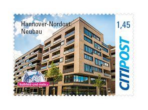 "Markenheft Großbrief ""Hannover-Nordost 2018"" 1,45 €"