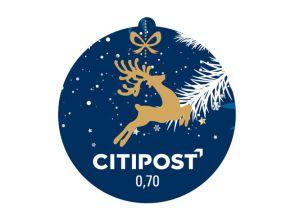 """Markenheft Standardbrief """"Weihnachten 2020"""" 0,70 €"""